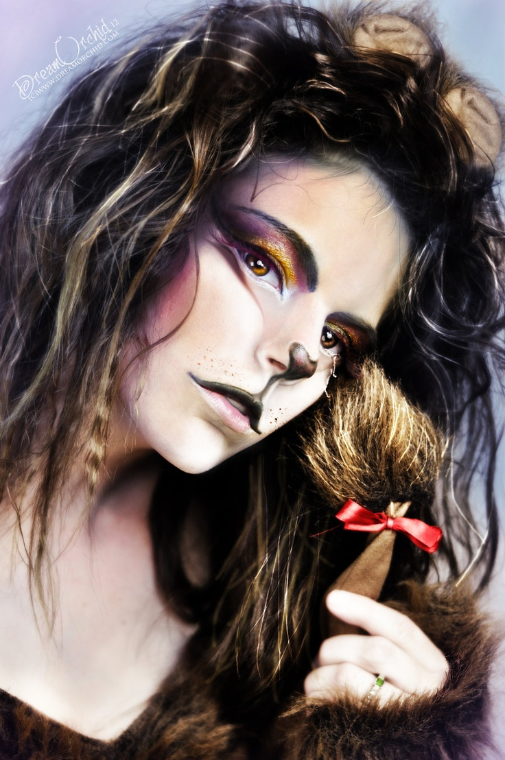 Best 25+ Lion Makeup Ideas On Pinterest