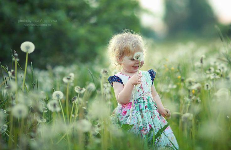 Детский и семейный фотограф Ирина Сапронова