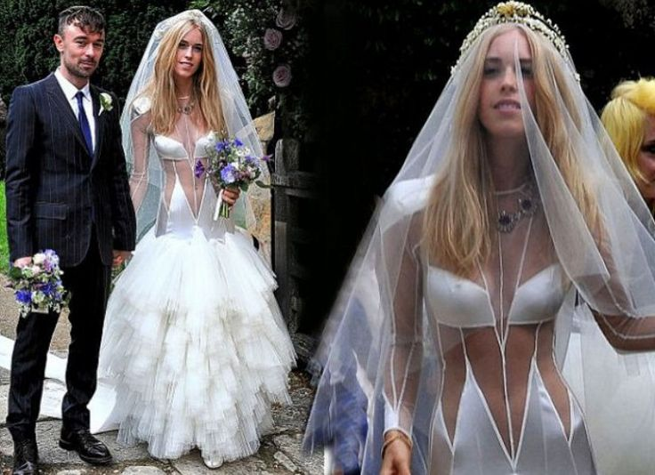 Lady bride most begrudging to shit