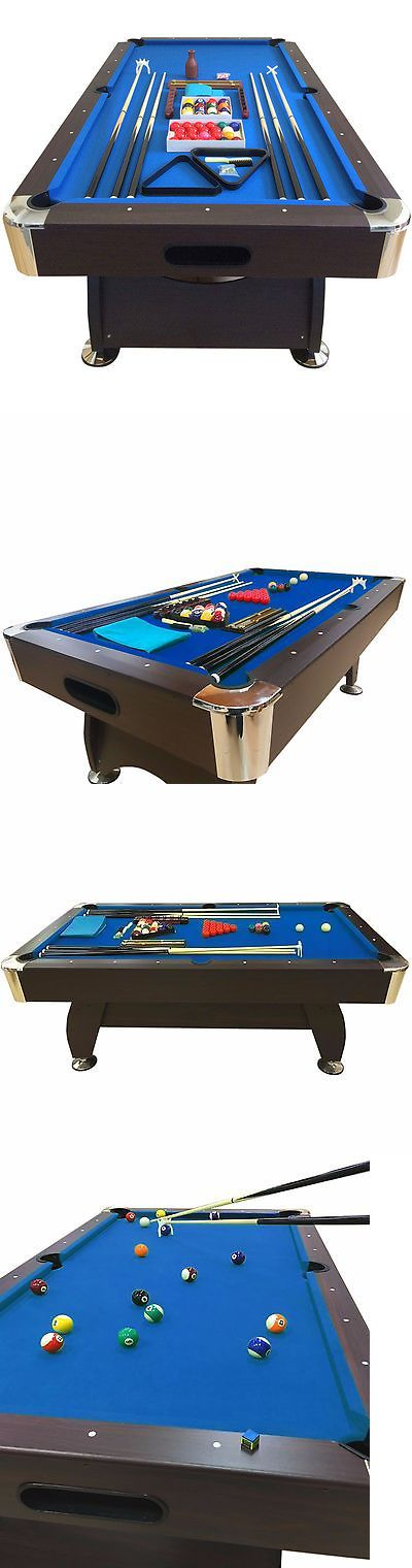 Tables 21213: 7 Feet Billiard Pool Table Snooker Full Set Accessories Game Mod. Blue Sea -> BUY IT NOW ONLY: $999 on eBay!
