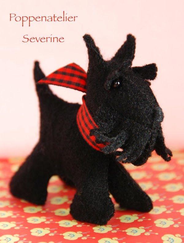 Schotse terrier/Scottish terrier