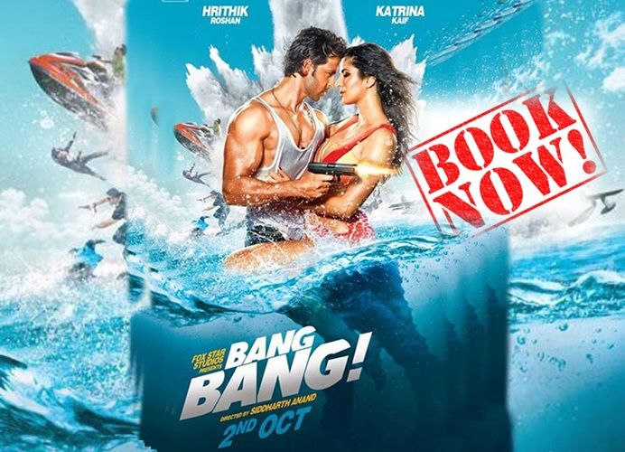 Can she really trust him, and will trust matter when the bullets start flying? #BangBang