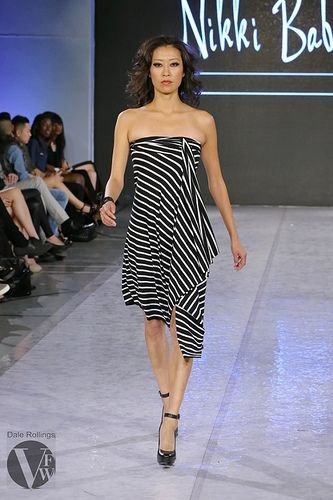 Jupe de Vie worn as a simple dress but can worn as a skirt.  Love this!