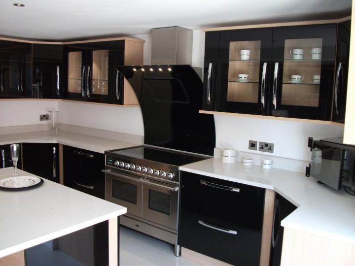 decoracin de cocinas pequeas y modernas
