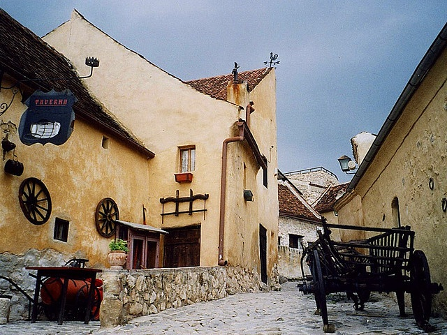 Râşnov (Braşov District), Transylvania, Romania