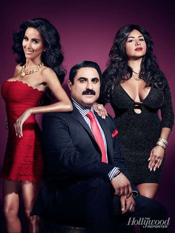 THR's Reality Heat List Photos: Shahs of Sunset