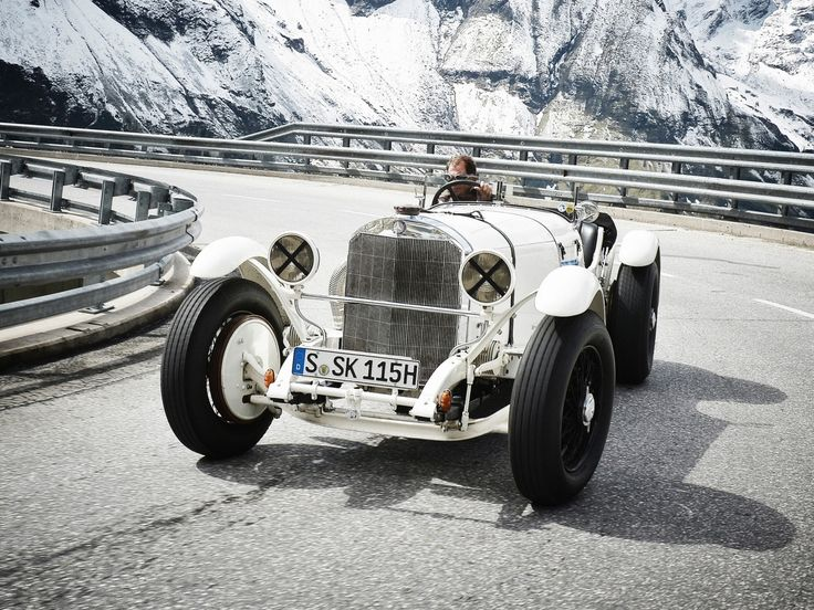 1928 mercedes benz 720 ssk