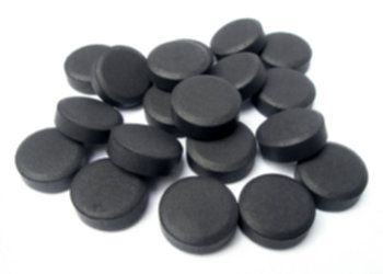 Activated charcoal - If your digestive system is turned upside-down while stranded, without access to a store, pharmacy or medical facility, activated charcoal can be your best friend. Activated charcoal is used in hospitals worldwide for patients who ingest drugs or chemicals and has saved countless lives. 23 Items Under $5 That Can Save Your Life!