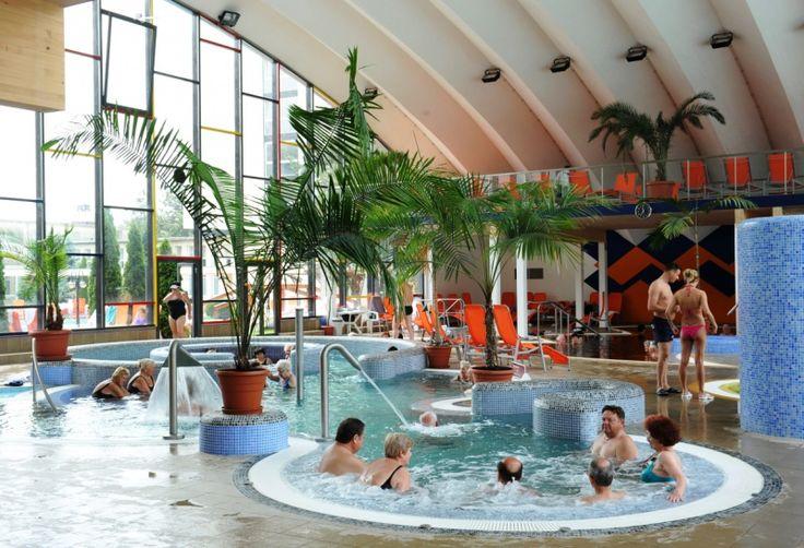 Hajdúszoboszló - Hunguest Hotel Béke - Wellness