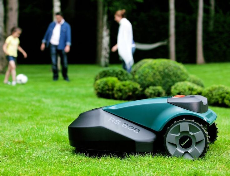 Let technology do the dirty work for you with the Robomow Robotic Lawn Mower. Powered by a lithium battery, this automatic lawn mower can power through up to ½ acre of grass in no time at all.
