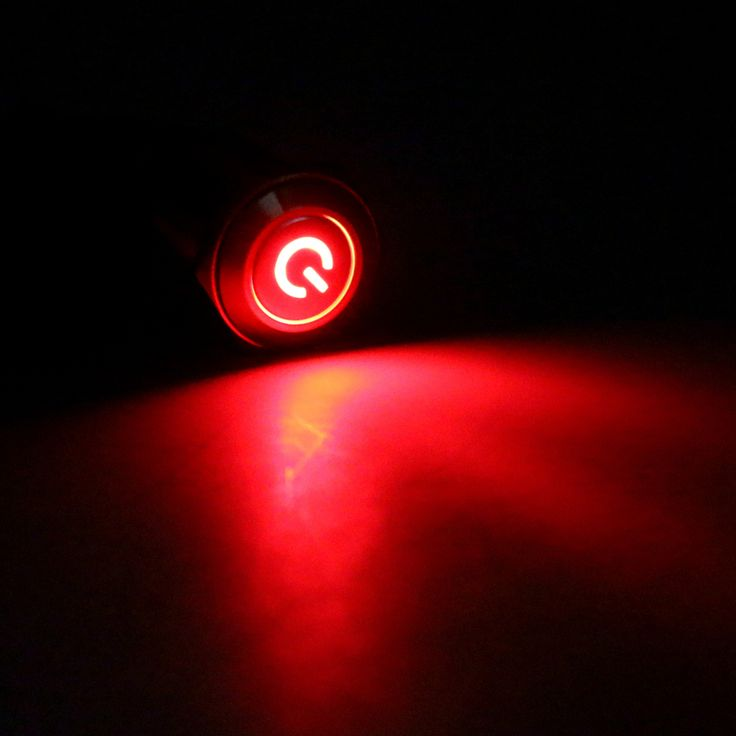 Mad Hornets - Mad Hornets 1PCS 16mm 12V LED Metal Momentary Push Button Switch Flat Round Car/Boat, Red, $7.99 (http://www.madhornets.com/mad-hornets-1pcs-16mm-12v-led-metal-momentary-push-button-switch-flat-round-car-boat-red/)