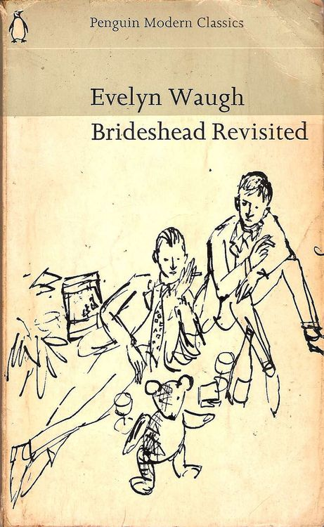 Brideshead Revisited by Evelyn Waugh /Quentin Blake cover illustration