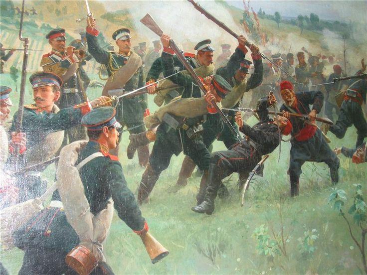 История пехоты