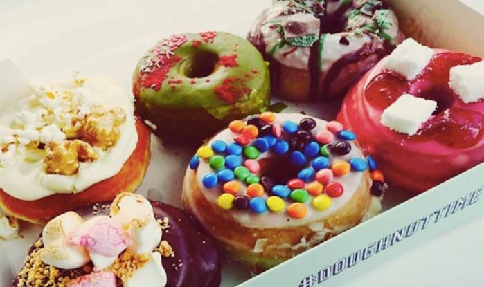 Deuces Dunkin: The 5 Best Gourmet Doughnut Shops In America   Unwritten