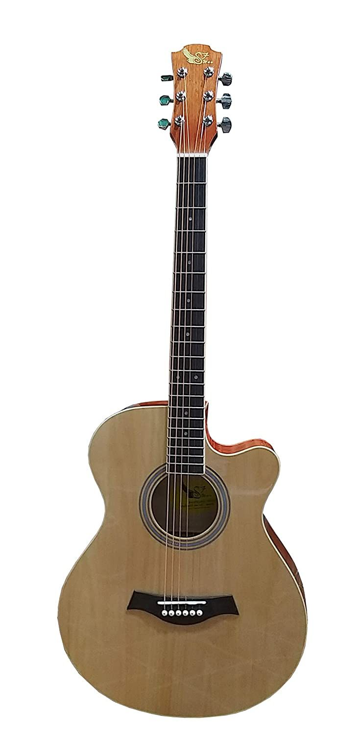 Everything You Should Know About Swan7 Acoustic Guitars Guitar Guitar For Beginners Cheap Guitars