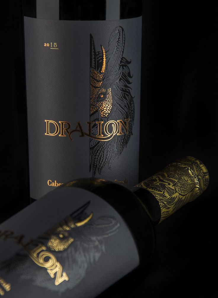 Every detail has been designed to delight customers with a premium, elegant, and innovative product. The label draws its inspiration from mythology. With an East meets West design, Dralion vividly depicts the power of dragons and lions.   Post-launch reviews were extremely favorable and caught the attention of consumers and the media.