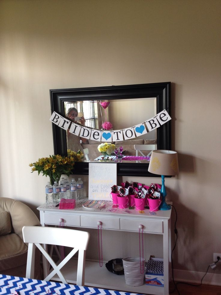 Hen party at home!