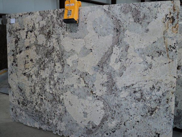 Glacier White Granite Slab 24652   Granite   Pinterest   White Granite, Granite  Slab And Granite