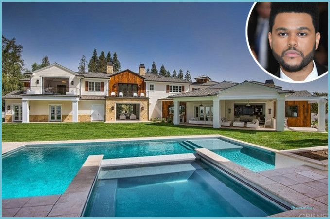 14 Things You Probably Didnt Know About The Weeknd House The Weeknd House Https Www Anupghosal Com 14 Things You Probably Di In 2020 La Mansions House House Styles