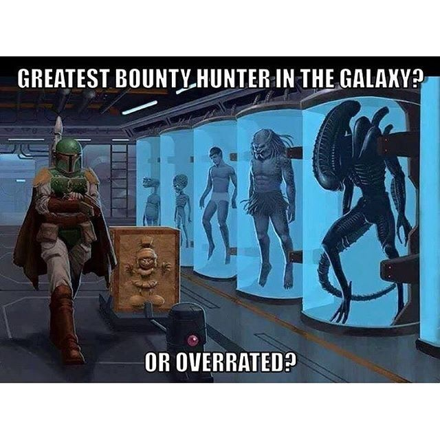 Fett is awesome.