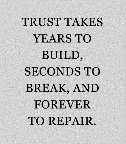 Best 25+ Trust Issues Quotes Ideas On Pinterest