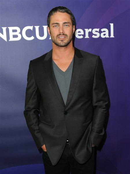 "No. 4: He can't wait to be a dad  ""I think I'd be a good dad. It would be a pleasure,"" Taylor Kinney told British newspaper The Sun in 2012. ""I'd love it,"" he added. ""I do want to give Mom grandchildren, of course."""
