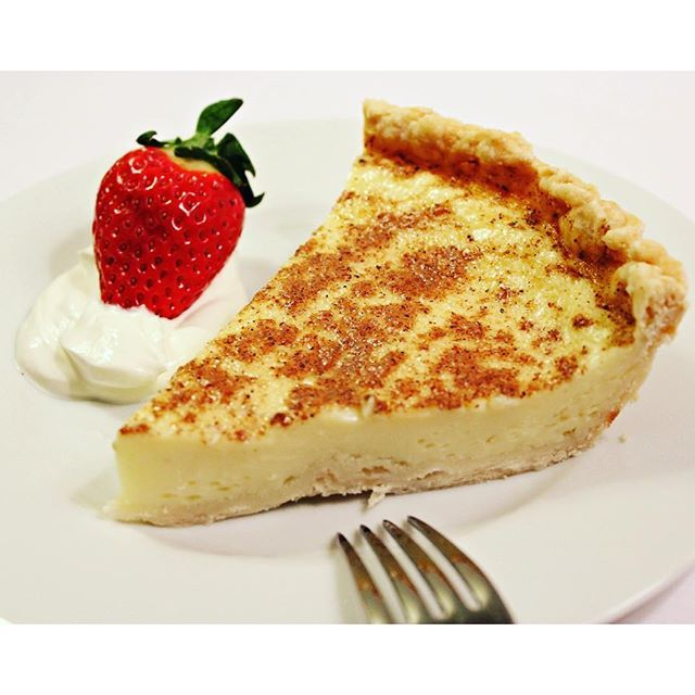 Custard Pie on the blog today!! Our pie crust is the best you will ...