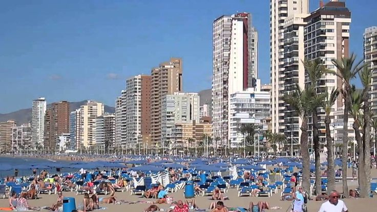 Benidorm Weather In April