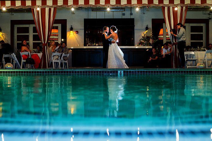 Sea colony wedding