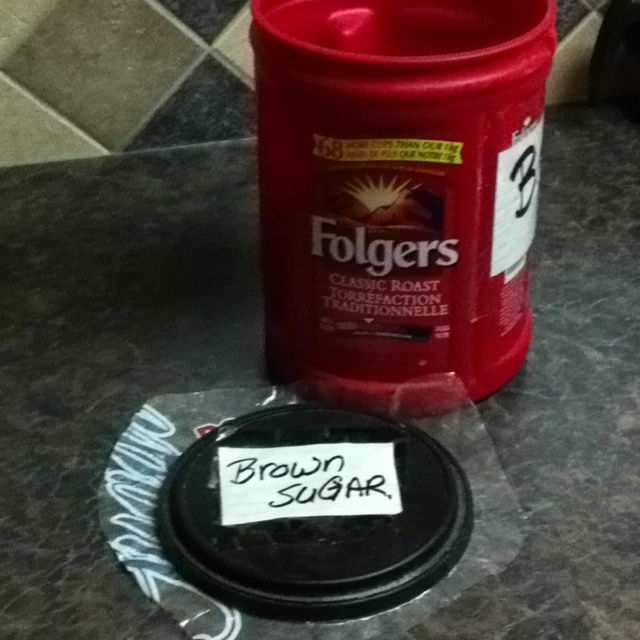 25 Unique Folgers Coffee Container Ideas On Pinterest Plastic Crafts And Containers