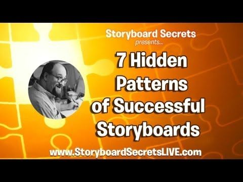 Storyboard Secrets - The 7 Hidden Patterns of Successful Storyboards