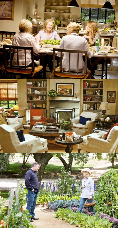 """The Fictitious Life of Elizabeth Black: The """"It's Complicated"""" house."""