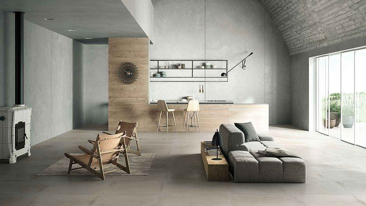 Soil – a neutral collection inspired by natural concrete