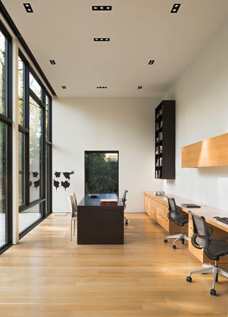 Дивное ранчо: домашний офис. Фото №7.