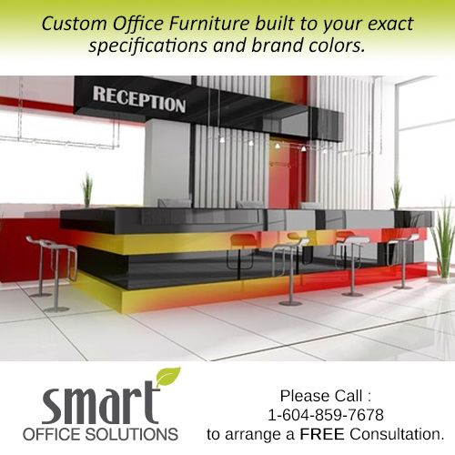We Realize That Not Every Office Is The Same In Terms Of Layout Or Space Therefore Can Create Custom Designed Furniture To Meet Your Requirements