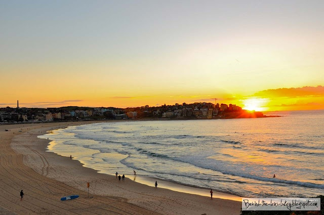 I would love to see this you before I fall asleep. Morning Gold - Bondi