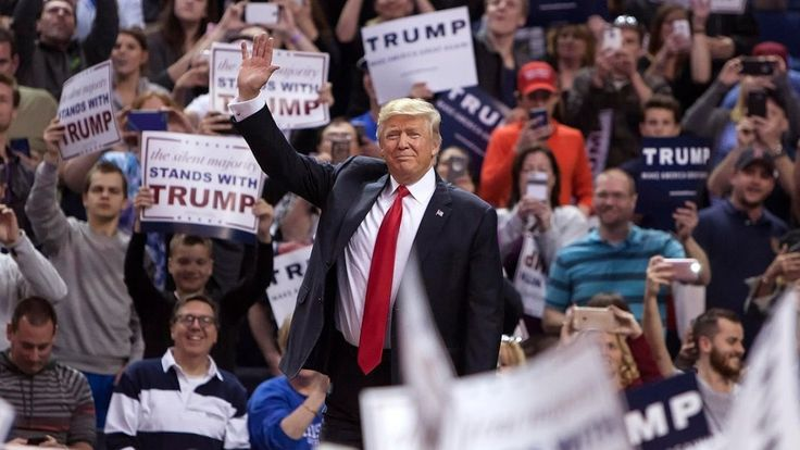 HIGHLIGHTS FROM TRUMP 'S NASHVILLE RALLY  Compilation of the best clips from Trump's latest speech                        Trump Doubles Down On Promise To Build The Wall      Donald Trump promised the American people they will see a wall being built in