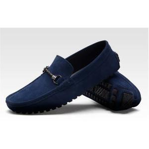 Mocassin Nubuck Homme mocassin chaussures business formel b