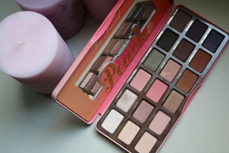 Too Faced, Peach palette