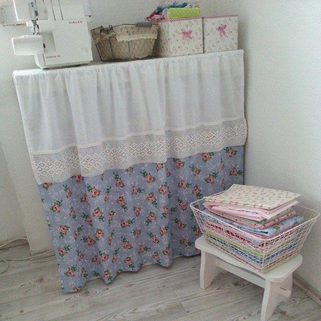 33 besten Vorhang/ Gardine nähen Bilder auf Pinterest | Gardinen ...