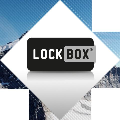 Home - Lockbox · the portable safetybox · - LOCKBOX