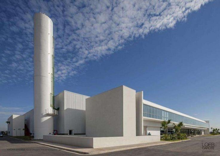 克诺尔集团Itupevaa高度现代化新生产基地(Knorr-Bremse)