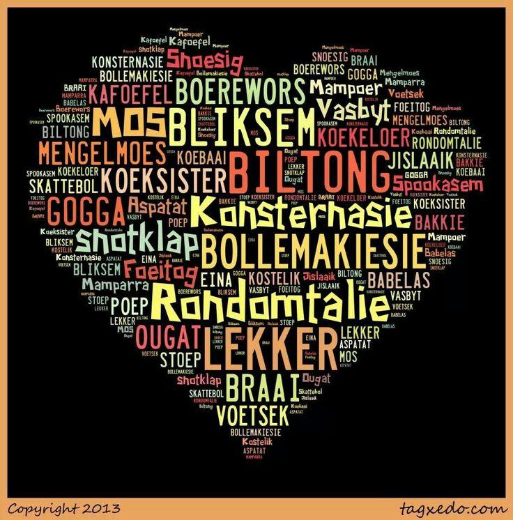 Mengelmoes | www.myvolk.co.za |  O, Moedertaal O, Soetste Taal Jou het ek lief bo alles | Baarskeerdersbos, vieslike ding!, waatlemoenkonfyt, grammadoelas, pepermossie, karmenaadjie, alikreukel, pedagoog, karabyn, pale toe, 'n broertjie dood aan, pendoring, Namakwaland, konsternasie, foeitog, vasbyt, eina, aspatat, snoesig, kapittel, rondomtalie, boerewors, spookasem, poep, grrrr, gogga, skattebol, konsternasie, snotklap, voetsek, stoep, gogga, bollemakiesie, biltong, plaasdam, sypaadjie.