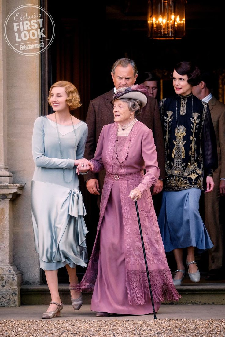 Exclusive: See first-look photos from 'Downton Abbey' movie