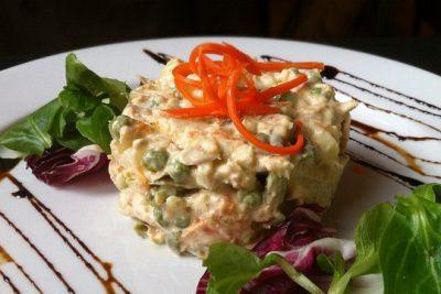 Ensaladilla Rusa Recipe (Russian Potato Salad)