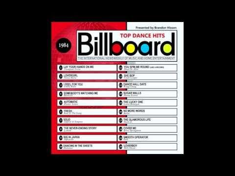 Billboard Top Dance Hits - 1984 - YouTube