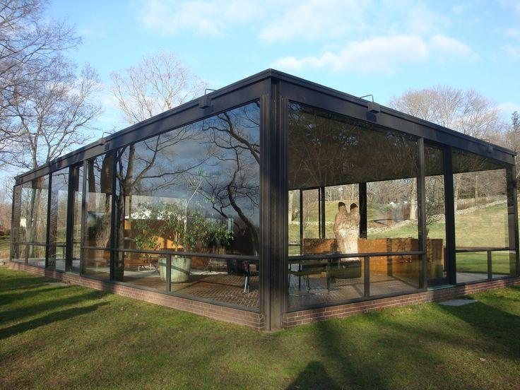 Modern Architecture House Glass 121 best philip johnson images on pinterest | philip johnson