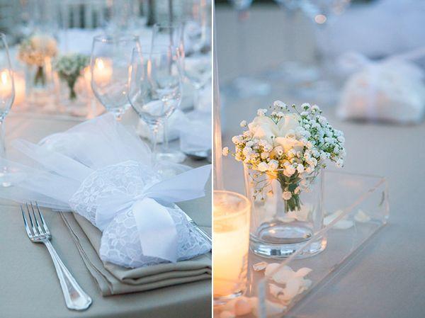 Ρομαντικος γαμος στη Λιμνη Βουλιαγμενης | Ηρω & Μιχαλης  See more on Love4Weddings  http://www.love4weddings.gr/romantic-wedding-vouliagmeni-lake/  Photography by Penelope Photos   http://penelope-photos.gr/blog/