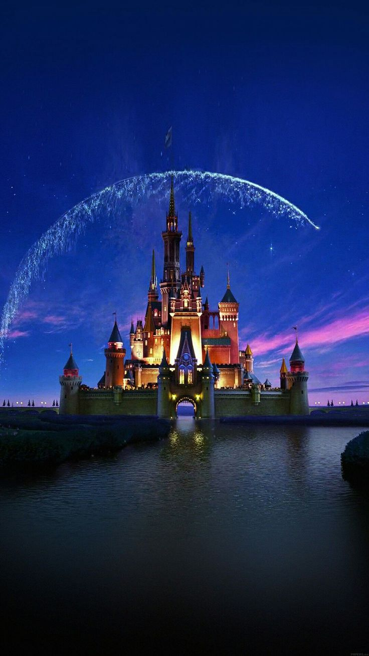 I always wondered what that thing was that goes above the palace... Tinker Bell? Or some sort of fairy? Like that fairy from Pinocio?