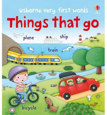 usborne very first words things that go - Căutare Google